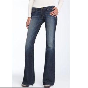 Paige Laurel Canyon jeans, size 28